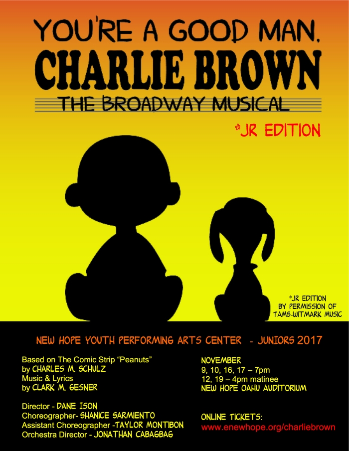 You're a Good Man Charlie Brown POSTER.jpg